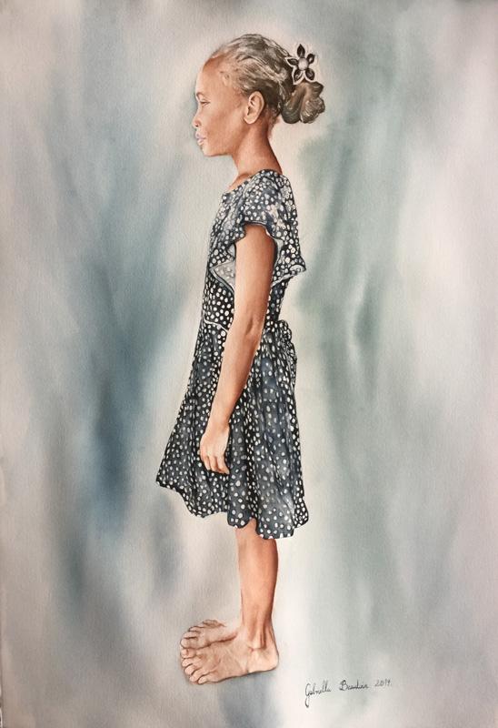 5.Jeune Fille Sage