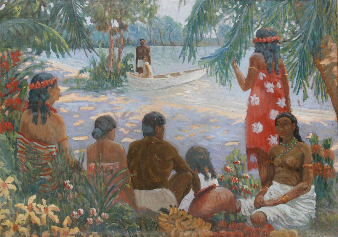 Tableau-tahitien