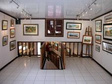 Salle 2 de la Galerie Le Chevalet d'Art