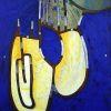 Acrylique bois 120X90
